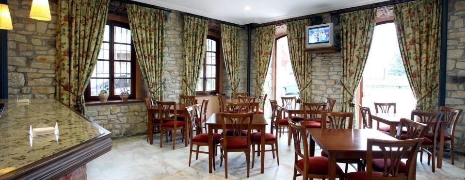Bar-Cafeteria del Hotel Imperion - Climatizado